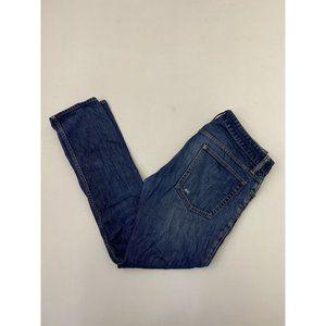 Bonobos Slim Jeans Blue Size Waist 32